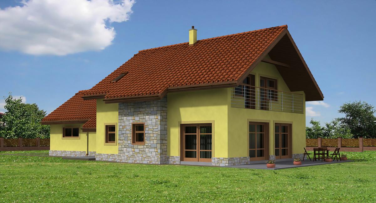 Rodinný dom Bratislava -Jarovce